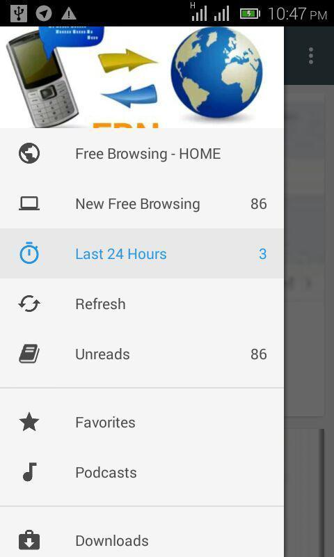 Free Browsing Network for Android - APK Download
