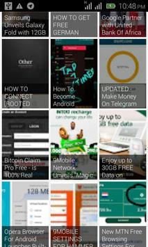 Free Browsing Network screenshot 2