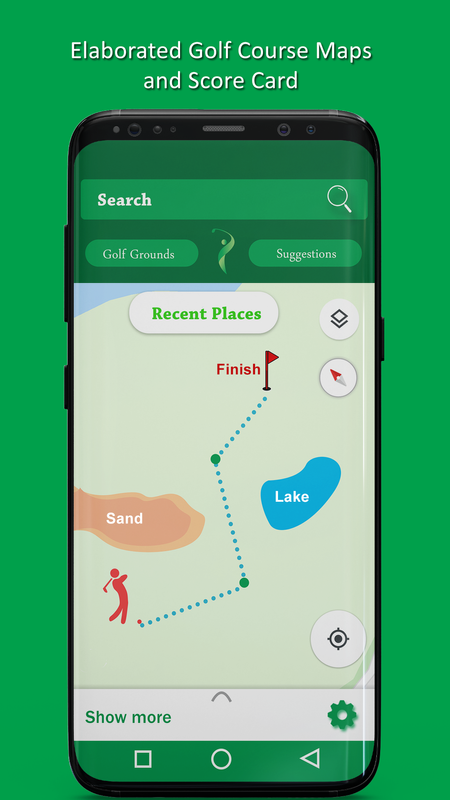 Golf Gps Free – Range Finder & Best Golf Gps App for Android