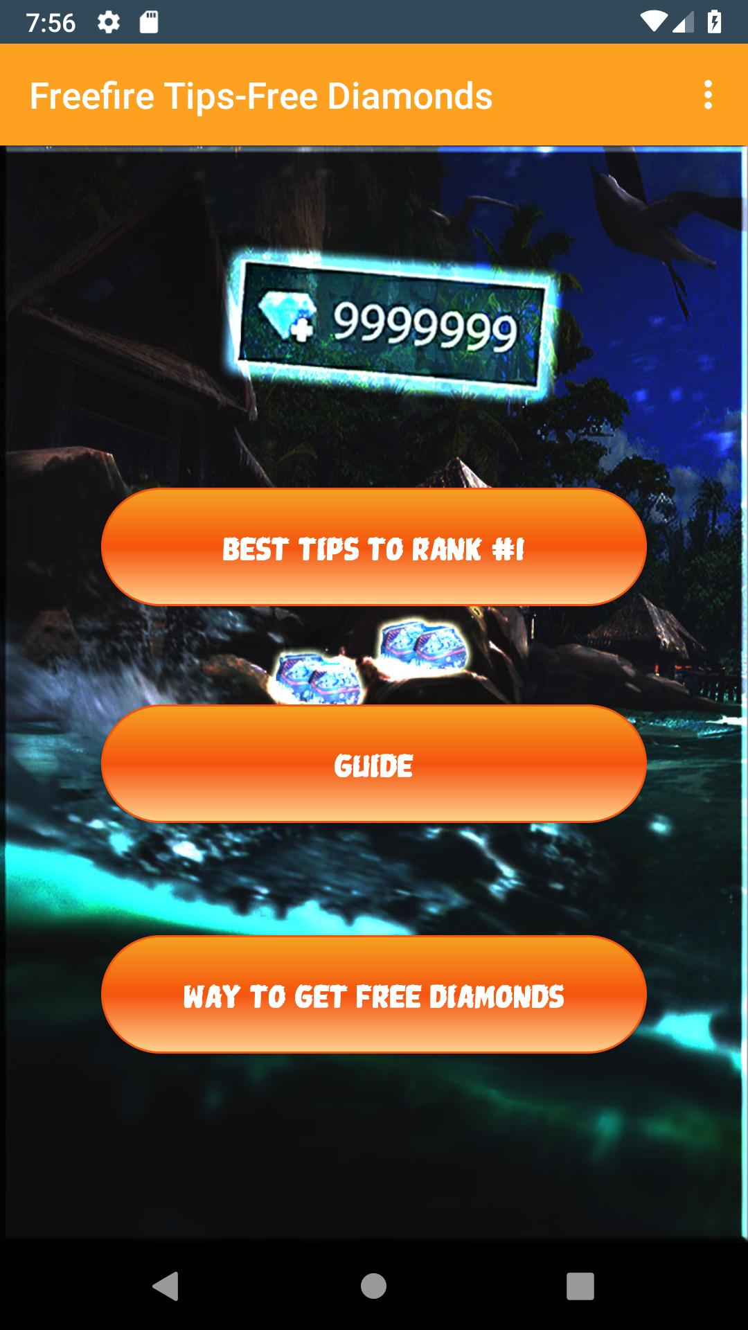 Free Diamonds for Free Fire 2019 V  2 0 for Android - APK Download