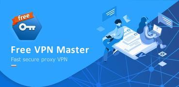 Free VPN Master - Fast secure proxy VPN