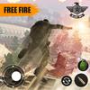 Free Fire -Cross Fire : Firing Squad battlegrounds icon