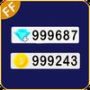 Diamond And Guide For FF biểu tượng