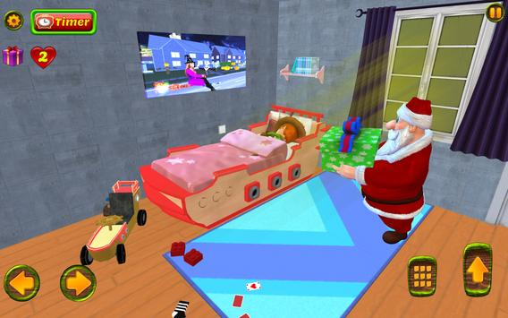 Santa Christmas Infinite Track screenshot 12