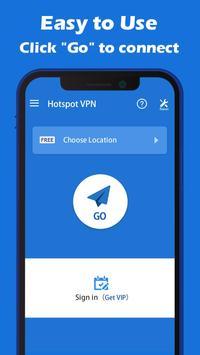 Hotspot VPN screenshot 4