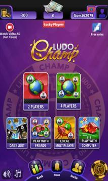 Ludo Champ poster
