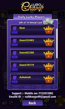 Ludo Champ screenshot 1