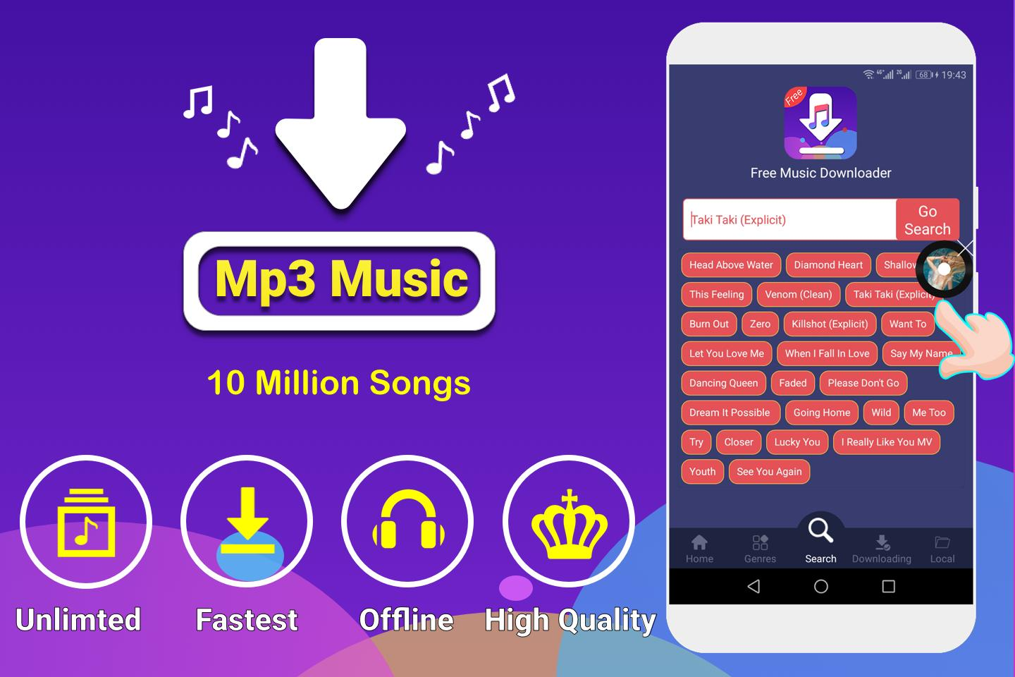 Descargar Musica Gratis Descargar Musica Mp3 For Android Apk Download