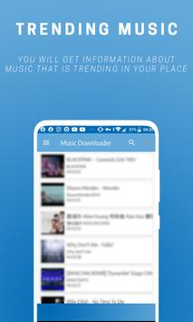 MP3 Juice - Free MP3 Downloader screenshot 1