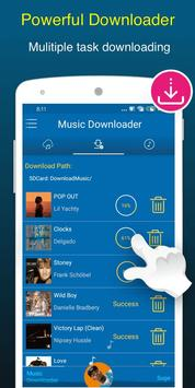Free Music Downloader - Download Mp3 Music screenshot 3
