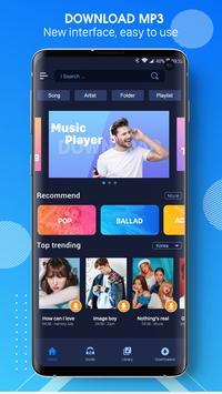 Free Music Downloader -Mp3 download music 海报