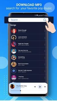 Free Music Downloader -Mp3 download music 截图 11