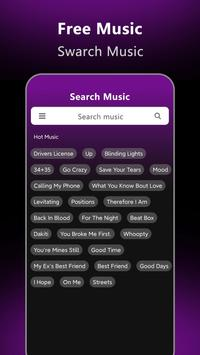 Music Downloader - Free music Download الملصق