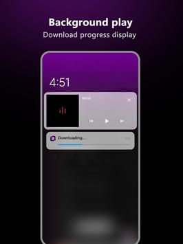 Music Downloader - Free music Download تصوير الشاشة 13
