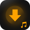 Free Music Downloader & Mp3 Songs Music Download أيقونة