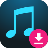 Free Music Downloader - Mp3 Music Download Player icon