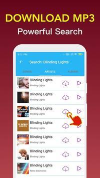 Free Music Downloader - Mp3 Music Download Player screenshot 4