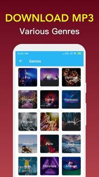 Free Music Downloader - Mp3 Music Download Player screenshot 5