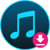 Free Music Downloader + Mp3 Music Download أيقونة