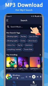 Free Music Downloader - Mp3 Music Download Player screenshot 3