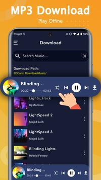 Free Music Downloader - Mp3 Music Download Player screenshot 2