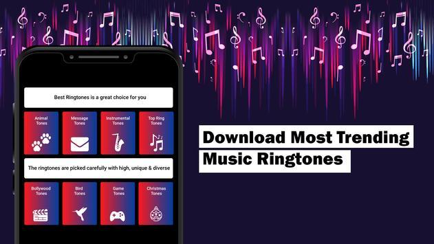 Free Ringtones: Android Music Ring Tones Download™ screenshot 1