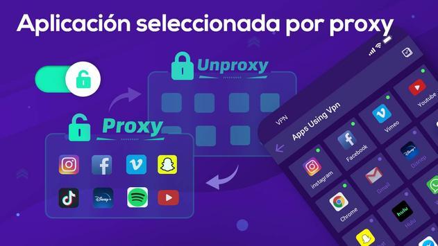 Free Super Z-VPN - VPN proxy ilimitado y mundial captura de pantalla 5