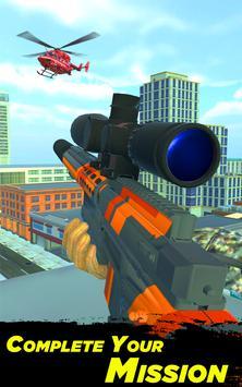 Free Sniper Shooting 3D:  Elite Gun Shooting Games screenshot 8