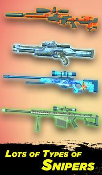Free Sniper Shooting 3D:  Elite Gun Shooting Games screenshot 14