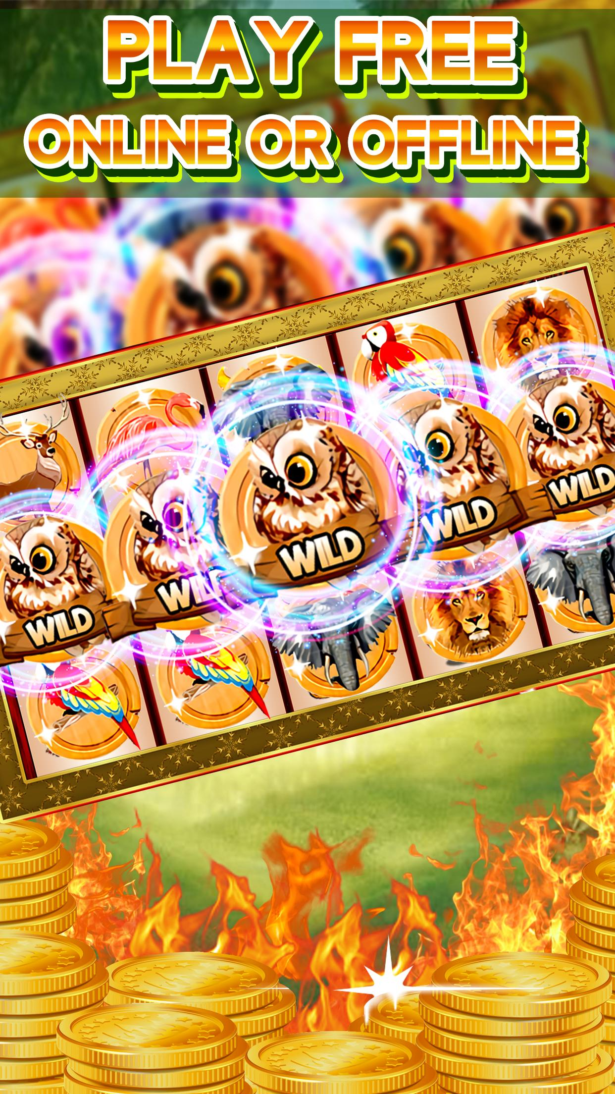 Free Vegas Slots With Bonus