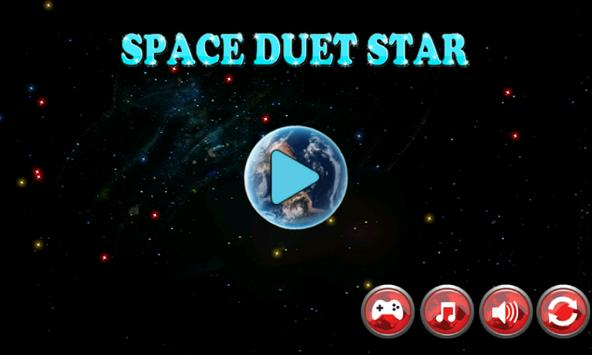 Space Duet Star poster