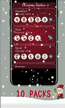 Christmas Stickers screenshot 3