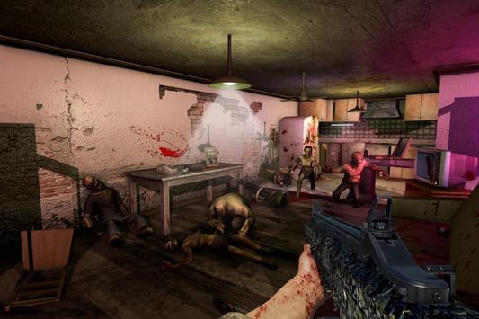 Free Firing Survival Battleground : Zombie Mode poster