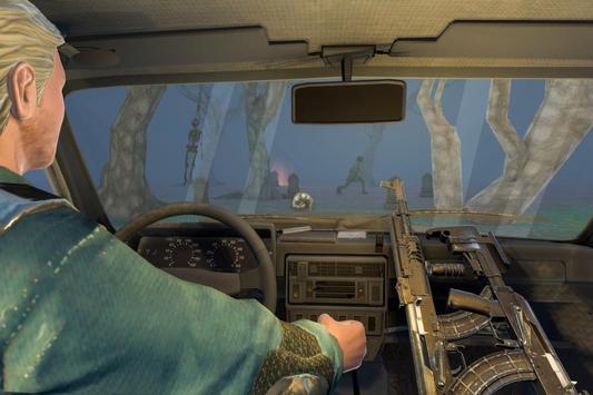 Free Firing Survival Battleground : Zombie Mode screenshot 1