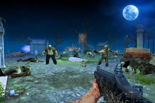 Free Firing Survival Battleground : Zombie Mode screenshot 3