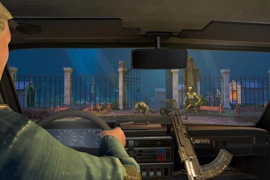 Free Firing Survival Battleground : Zombie Mode screenshot 4