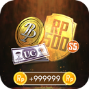 Free Royal Pass & Uc counter APK Android