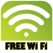 Free Wifi Connection Anywhere & Portable Hotspot أيقونة