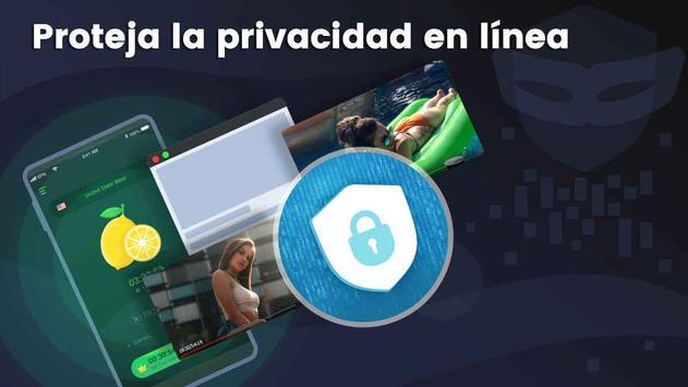 3X VPN captura de pantalla 4