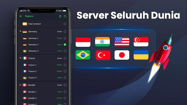 3X VPN screenshot 2