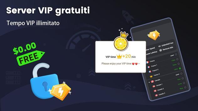 5 Schermata 3X VPN