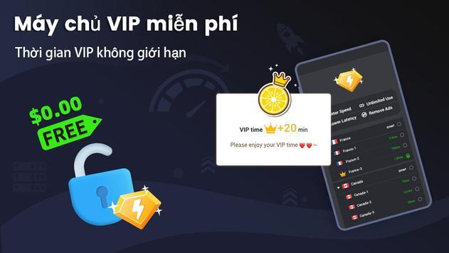 3X VPN ảnh chụp màn hình 5