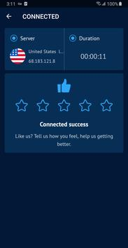 Starry VPN screenshot 4