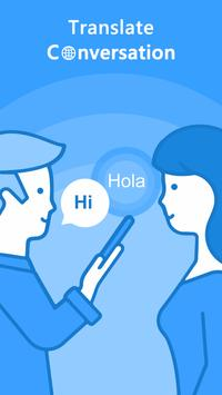 Translate Voice - Free Speech & Camera Translator poster