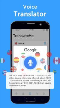 Translate Voice - Free Speech & Camera Translator screenshot 4