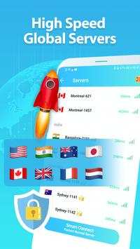 3 Schermata VPN Proxy - VPN Master with Fast Speed - Bunny VPN