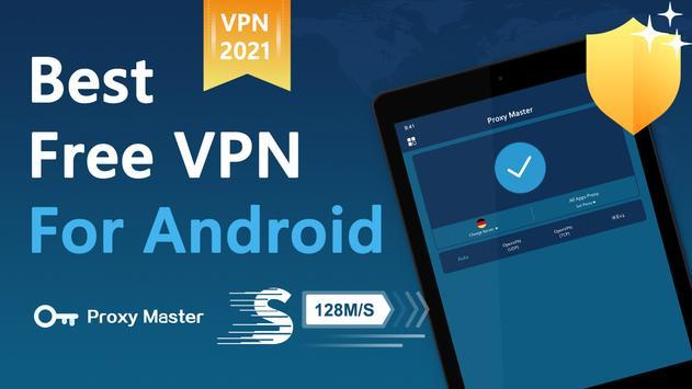 VPN Proxy & Secure VPN Unblock - Proxy Master スクリーンショット 5