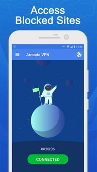 Armada VPN 截圖 2