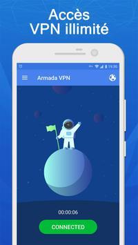 Armada VPN capture d'écran 2