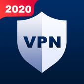 VPN Super - Free Fast Unlimited VPN Tunnel App ícone
